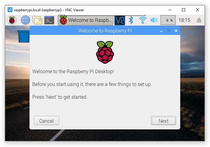 Headless Raspberry Pi – BrewPi Remix